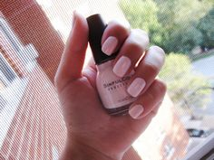 Sinful Colors - Easygoing. Dupe for Essie's fiji!