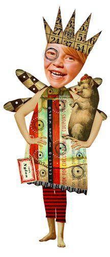 Zetti Me by Jayne Alexander Images from Tumble Fish Studio kits at DeviantScrap.com
