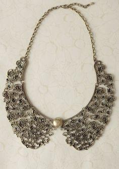 Antique Collar Necklace