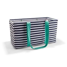 Large Utility Tote $35. Love this for the car! No more rolling groceries. So many designs to choose from.