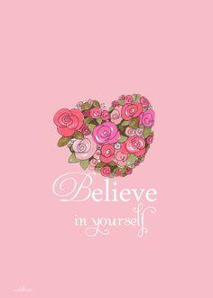 Rose Hill Designs: Believe....