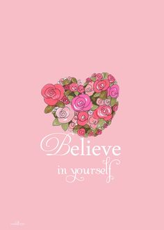 Rose Hill Designs: Believe....