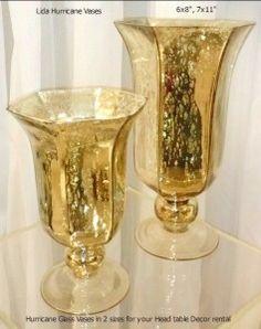 Lida Hurrican Vases for Head table Decor Head Table Decor, Table Decorations, Hurricane Glass, Gta, Event Decor, Vases, Toronto, Brides, Wedding Ideas