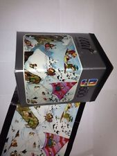 Heye Loup Happy Skiing 500 Piece Jigsaw Puzzle Vgc! Plus Poster