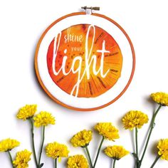 Shine your light and brighten someone's day today!  #letyourlightshine --- I'm sending a couple of these guys out for a custom order today but there's still one left in the shop!