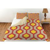 Found it at AllModern - Carpet Duvet Cover Collection