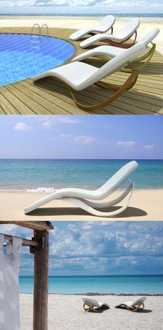 chaise longue, espreguiçadeira, cadeira de piscina ou do que preferir, mas certamente uma palavra combina direitinho com a Feet: originalidade.