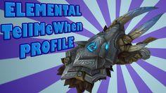 Elemental Shaman TMW Rotation Profile - 7.0.3 - LEGION w/Download #worldofwarcraft #blizzard #Hearthstone #wow #Warcraft #BlizzardCS #gaming