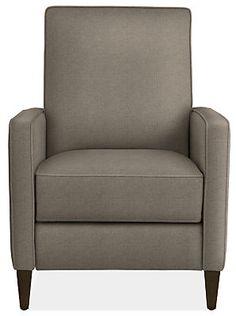 Ellison Custom Recliners - Modern Custom Recliners - Modern Custom Furniture - Room & Board