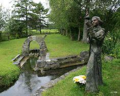 St Brigid's Well - Kildare, Ireland