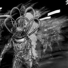 Fotografia: Claudio Edinger e Carnaval - ambiguidade e transcendênciaJornal da Fotografia