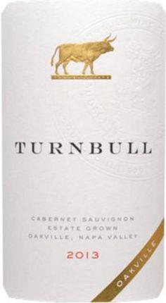 2013 Turnbull Cabernet Sauvignon Oakville