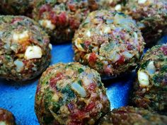 kibbeh is a lebanese recipe that comes in many shapes and forms ......