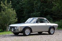 Lancia Fulvia coupe; 1600HF Fanalone?