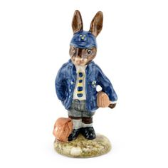 Royal Doulton Bunnykins, School Boy DB66