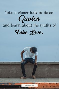 8 Fake Love Quotes & Images Ready to Share on Pinterest
