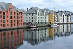 https://flic.kr/p/eYMj6H | Alesund, Norway