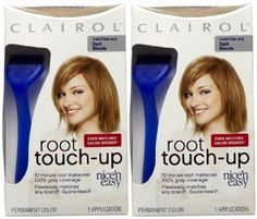 hair root touch up
