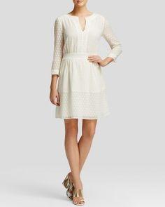Tory Burch Textured Dress | Bloomingdale's