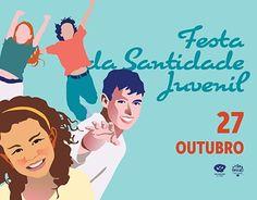"""Check out new work on my @Behance portfolio: """"Divulgação Festa da Santidade Juvenil 2017"""" http://be.net/gallery/58216129/Divulgacao-Festa-da-Santidade-Juvenil-2017"""