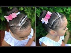 Kids Braided Hairstyles, Princess Hairstyles, Little Girl Hairstyles, Competition Hair, Braids For Kids, Chic Baby, First Communion, Cornrows, Little Princess