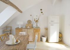 Art And Chic: Interiors: Charming Apartment in Paris!