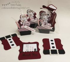 Stampin' Up! Christmas Santa's List (CASE of Becky Roberts) by Confessions of a Stamping Addict Lorri Heiling