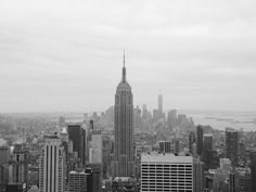 Manhattan as seen from Top of the Rock Wonderful Places, The Rock, Manhattan, New York Skyline, Around The Worlds, Nyc, City, Pictures, Photos