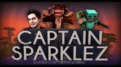 minecraft captainsparklez!!