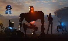 ReCore : découvrez les différents robots de votre équipe dans le trailer de l'E3 2016