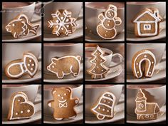 Škola varenia - Page 3 of 7 - Mňamky-Recepty. Hot Chocolate Recipes, All Holidays, Christmas Baking, Diy Gifts, Gingerbread, Ale, Xmas, Place Card Holders, Treats