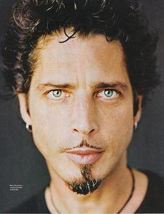 Chris Cornell.......