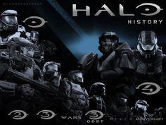 Halo History