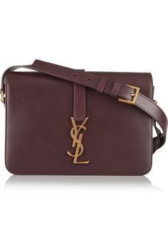 f8fd7e535e73 Saint Laurent. Brown Leather HandbagsLeather PursesSaint ...