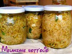 e melanzane sott'olio, così come le zucchine, sono una delle conserve più buone ed utili che ci siano. Perfette per tutto, si conservano per tutto l'inverno