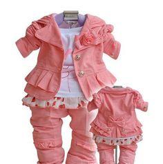 Baby Girl Fashion Wear