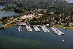 About Us- New England's Premier Resort - Wentworth by the Sea Marina, New Castle, NH Live webcams  of Marina