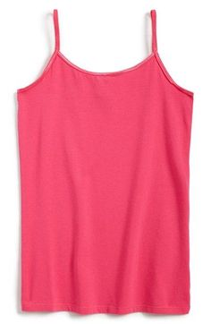 Girl's Tucker + Tate Long Camisole