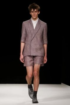 Man Menswear Spring Summer 2014 London