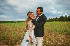 Rustic Wedding Style! Con Bodas de Cuento. Foto de Sara Lázaro. Rural, Vintage, Wedding, Nature, Moto, Boda, Bride