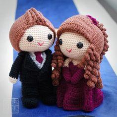 Esther & Calvin Wedding Dolls - Grand Banquet