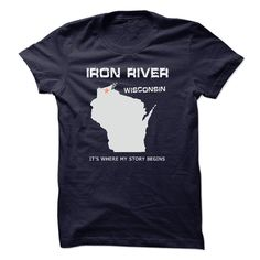 Iron River WI21 T-Shirts, Hoodies. VIEW DETAIL ==►…