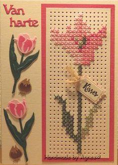 123 Cross Stitch, Cross Stitch Cards, Simple Cross Stitch, Cross Stitch Designs, Cross Stitch Patterns, Embroidery Cards, Cross Stitch Embroidery, Marianne Design, Card Patterns