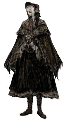 Bloodborne (the Plain Doll)