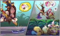 Brincando mais com Gnar | League of Legends