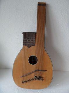 Stoessel harp-lute