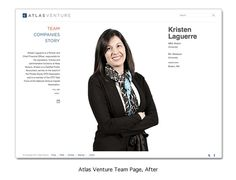 website alignment - Google Search Team Page, Website, Google Search