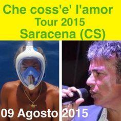 Marcello Cirillo, Demo Morselli & la Big Band live@Saracena(CS)