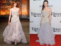 Image from http://www.redcarpet-fashionawards.com/wp-content/uploads/2012/06/Elizabeth-A-Davis-In-Christian-Siriano-2012-Tony-Awards.jpg.
