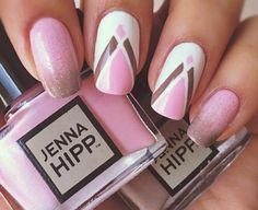 Bild über We Heart It https://weheartit.com/entry/176076779/via/6191860 #fashion #nails #pink #summer #nailsart #nailsdesign #nailsart